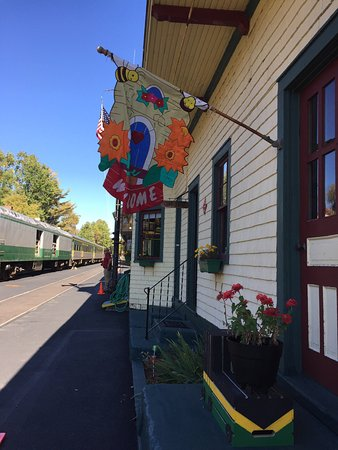 Thendara, NY: Old forge