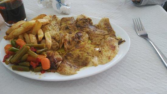 Villanueva del Trabuco, Испания: Muy buen restaurante