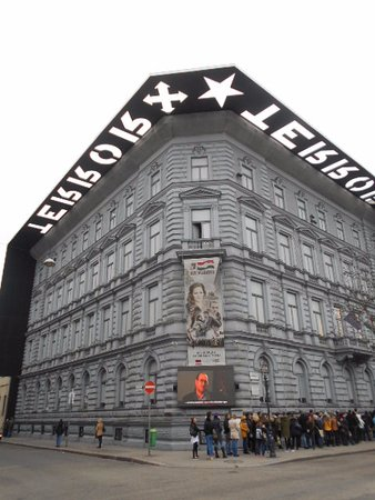 Photo of Tourist Attraction House of Terror Museum at Andrassy Ut 60, Budapest 1062, Hungary