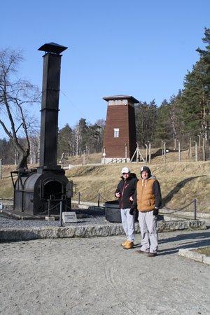 Western Poland, Polônia: resto del horno