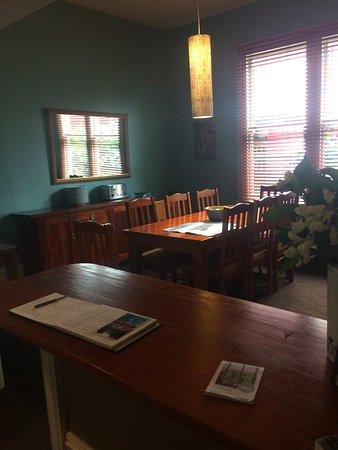 Pomeroy's on Kilmore: The living room in the guest house