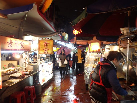 Photo of Tourist Attraction Linjiang Street (Tonghua) Night Market at 臨江街, Taipei, Taiwan