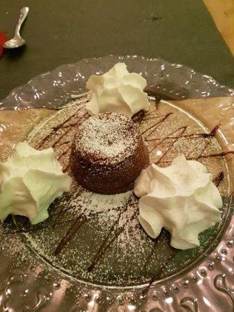 Maxelâ: Tortino al cioccolato