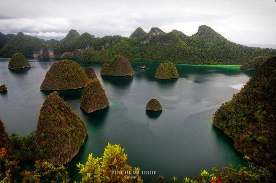 Pulau Wayag: Great pov