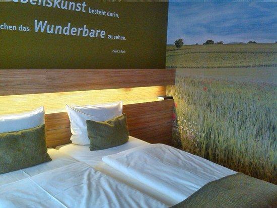 Landau in der Pfalz, Germany: Doppelbett