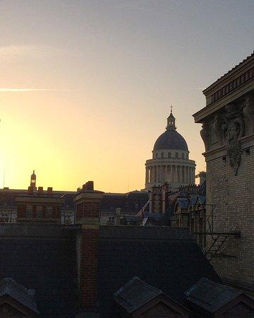 Hotel Cluny Sorbonne: vista dalla camera