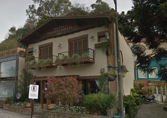 Hotel Canto Belo Aufnahme