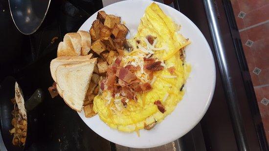 Sutherlin, OR: Breakfasts