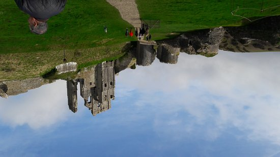 Corfe Castle, UK: 20170318_132758_large.jpg