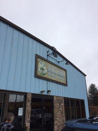 Fletcher, NC: Blue Ghost Brewery