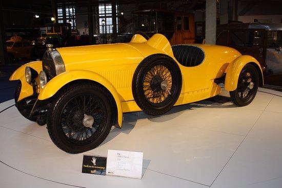 Autoworld: Fondu 1300 S Sport