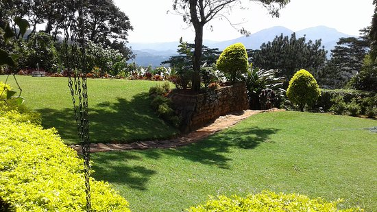 Provincia Central, Sri Lanka: The garden