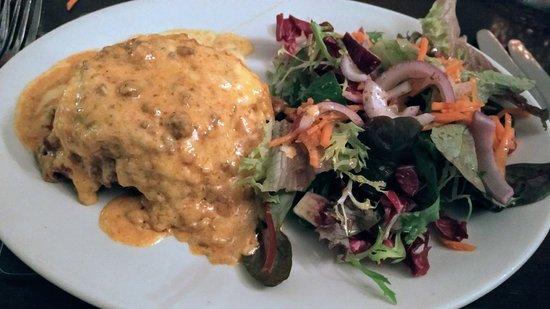 Thornhill, UK: la la la lasagne