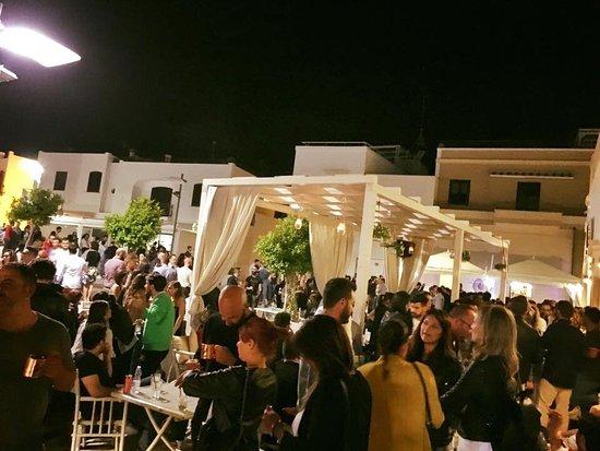 Nardo, Italië: La notte del Mayapan
