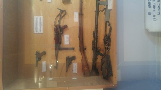 Saint Thomas, Canada: The Elgin Military Museum