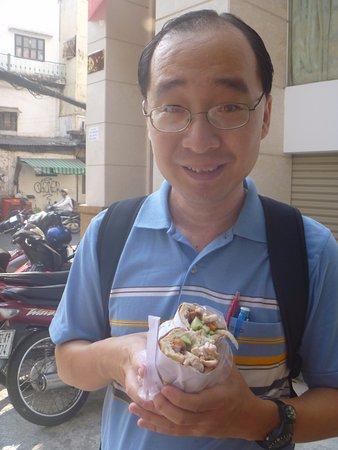 Photo of Fast Food Restaurant Banh Mi Hong Hoa at 62 Nguyễn Văn Tráng, P .bến Thành,quận 1, Ho Chi Minh City 70000, Vietnam