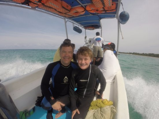 Bottom Time Divers: Cozumel Dive March 2017