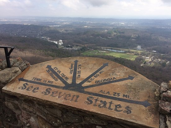 lookout mountain rock city
