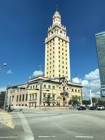 Photo of Monument / Landmark Freedom Tower at 600 Biscayne Boulevard, Miami, FL 33132, United States