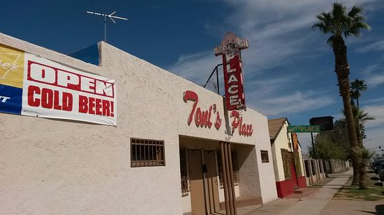 Brawley, Californie : Toni's Place