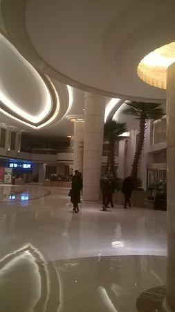 Wuxi Platinum Hanjue Hotel: hall d'entrée