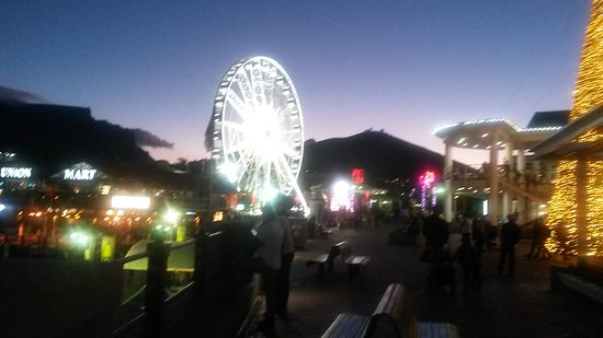 City Lodge Hotel V&A Waterfront: 20170115_202909_large.jpg