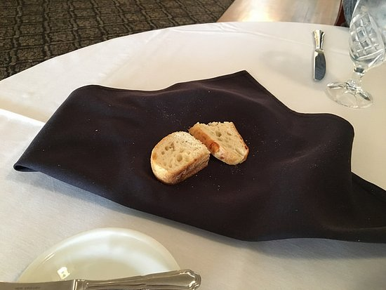 Classic on Noble: Bread that was served
