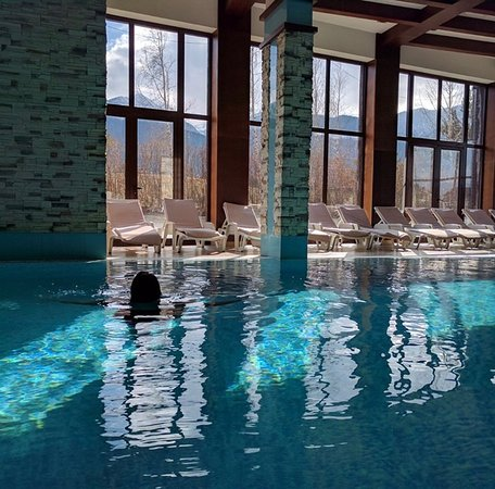 Razlog, Bulgaria: pool