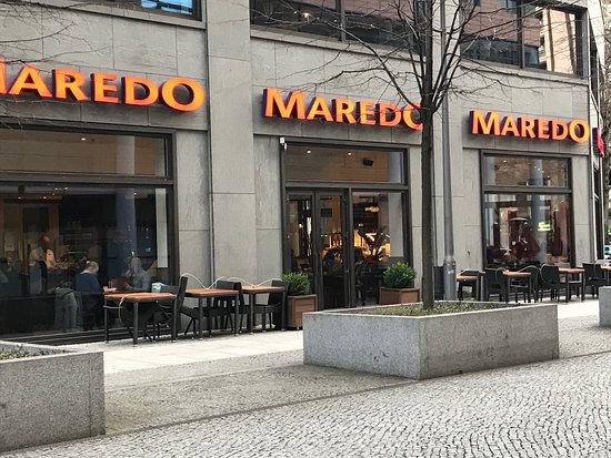 Maredo Steakhouse, Berlin Potsdamer Platz 1, Mitte (Bezirk