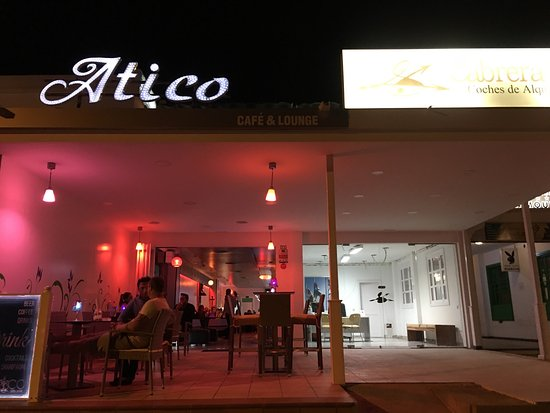 Atico Cafe & Lounge