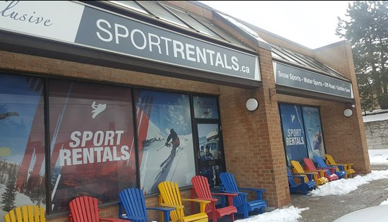 Concord, Kanada: Exclusive Sport Rentals - Your One Stop Shop