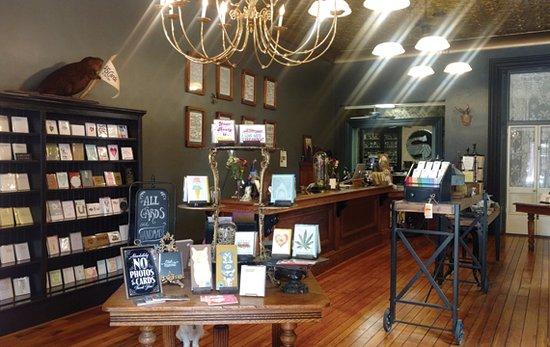 Jim Thorpe, PA: Somersault Letterpress ~ Shop