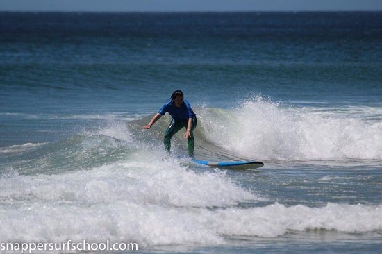 Snapper Surf School: Amazing time, amazing friends!