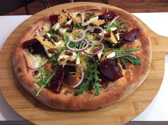 Moissac, فرنسا: Pizza !!!