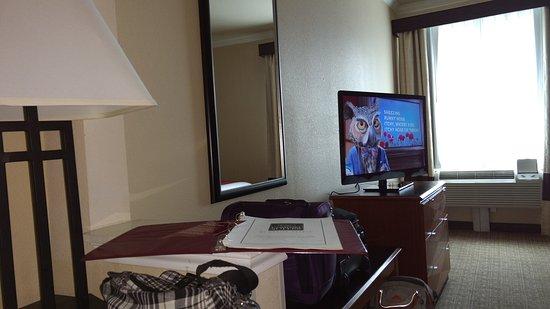 Comfort Suites Deer Park : TV anyone