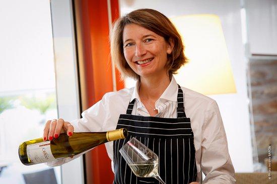 BISTROT DE LA MER CHEZ AURELIE : nouveau : Aurélie, amatrice de vins à sélectionné des vins Bio de propriétaires sur sa nouvelle