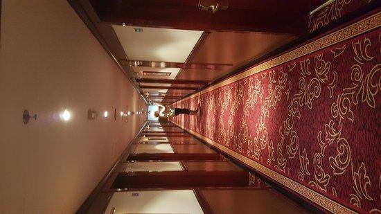 Flora Grand Hotel: Przytulny Hotel.