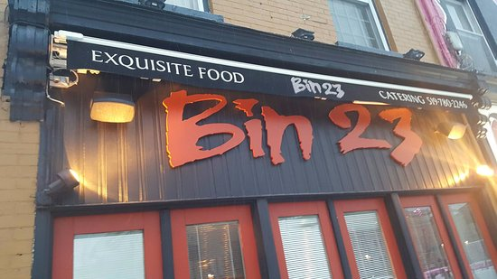 Bin23: Make reservation!!!  Busy Place