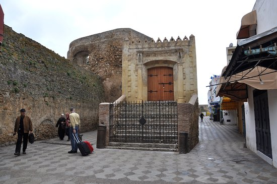 Riad Assilah : Bab el Homar