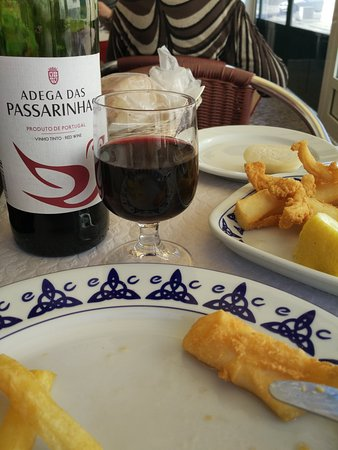 Alcochete, Portugal: Tasca Do Victor