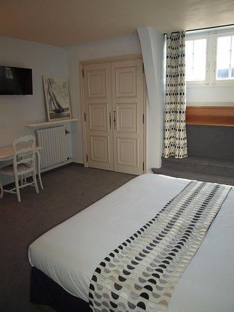 La Roche-Bernard, France: Chambre Confort + N°12
