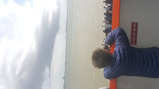 Galveston - Port Bolivar Ferry: 20170316_151119_large.jpg