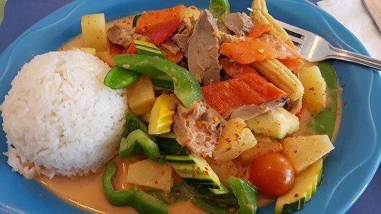 Thai Food In Foxboro