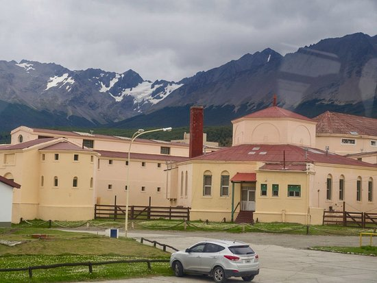 Museo Maritimo y del Presidio de Ushuaia: The Prision
