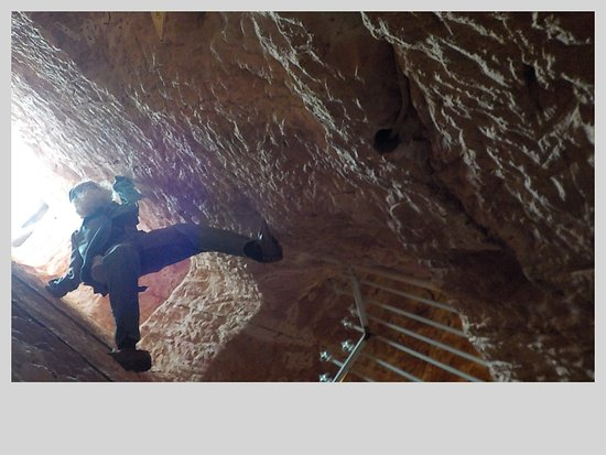 Coober Pedy, Australia: This is what a miner would do!