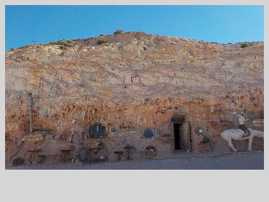 Coober Pedy, Australia: A hostile from the past