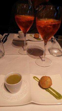 Houthalen, Belçika: Surprise menu