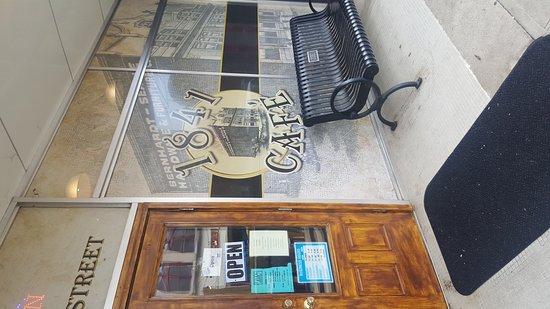 Lenoir, Βόρεια Καρολίνα: 1841 Cafe