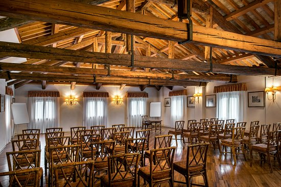 Hotel Villa Franceschi: Meeting room