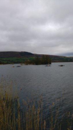 Llangorse lake.